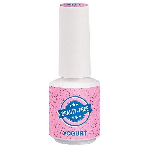 Фото - Гель-лак для ногтей Beauty-Free Yogurt, 8 мл, розовый гель лак для ногтей beauty free gel polish 8 мл оттенок вишневый