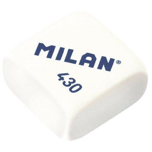 Купить Ластик каучуковый Milan 430, цв. в ассорт 5 штук, Ластики