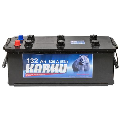 Аккумулятор для грузовиков KARHU 6СТ132з