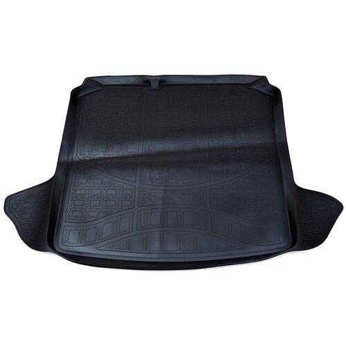 Коврик багажника NorPlast NPA00-T80-240 черный