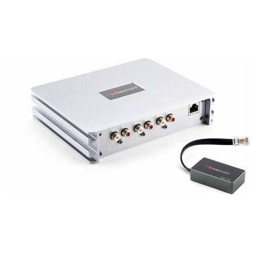 Автомобильный звуковой процессор с усилителем Nakamichi NDS4610A