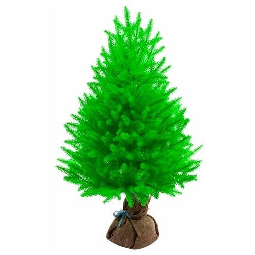 Фото - Царь елка Ель искусственная Сапфир (зеленая), 80 см царь елка ель искусственная маг зеленая 90 см