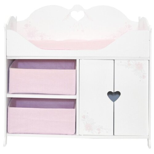 Купить PAREMO Кроватка-шкаф для кукол Розали Бьянка, Мебель для кукол