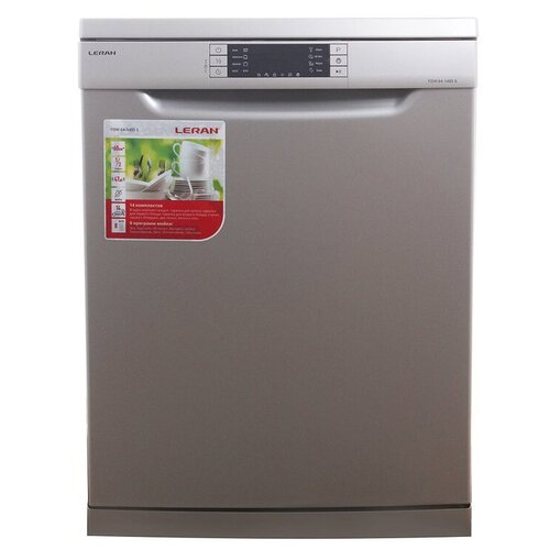 Фото - Посудомоечная машина Leran FDW 64-1485 S посудомоечная машина leran cdw 55 067 white
