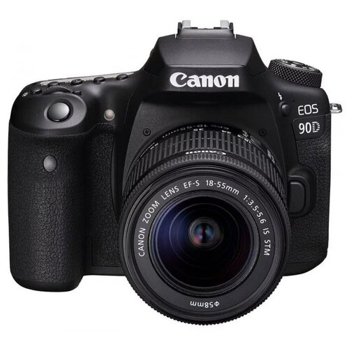 Фото - Фотоаппарат Canon EOS 90D Kit черный 18-55 мм f/3.5-5.6 модуль canon media adjustment kit a1 1148c001