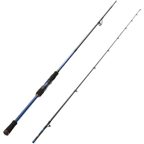 Удилище для ловли хищной рыбы и кальмаров UKIYO-500 240, CAPERLAN Х Декатлон