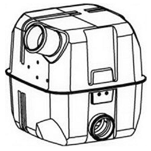 Глушитель Dinex 68336