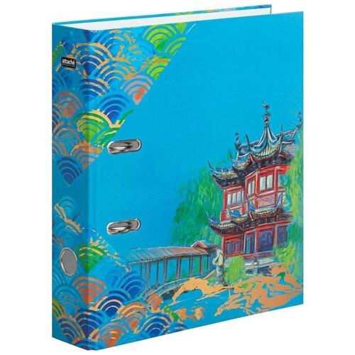 Купить Attache SELECTION Папка-регистратор Travel А4, ламинированный картон, 75 мм china, Файлы и папки