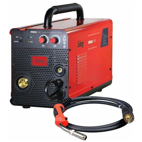 Полуавтомат сварочный FUBAG IRMIG 180 + горелка FB 250_3 м (31432.1)
