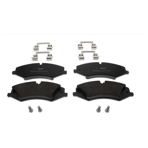 Дисковые тормозные колодки передние Ferodo FDB4104 для Land Rover Range Rover Sport, Land Rover Discovery, Land Rover Range Rover (4 шт.)
