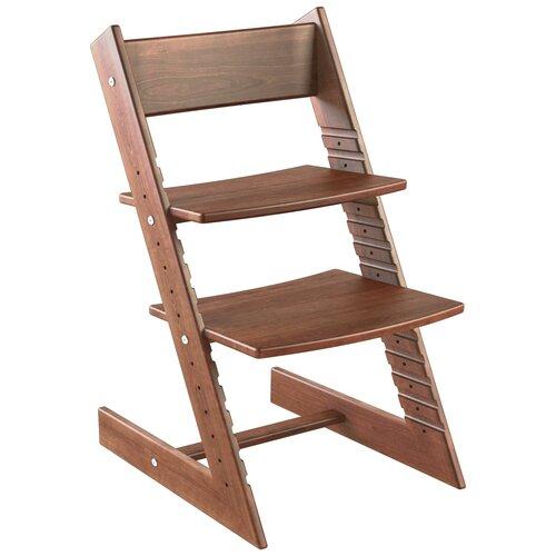Купить Растущий стул из бука Конёк Горбунёк ТЕМНЫЙ, Конек Горбунёк, Стульчики для кормления