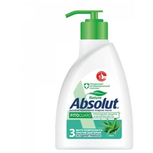 Мыло жидкое Absolut Fitoguard Алоэ, 250 мл недорого