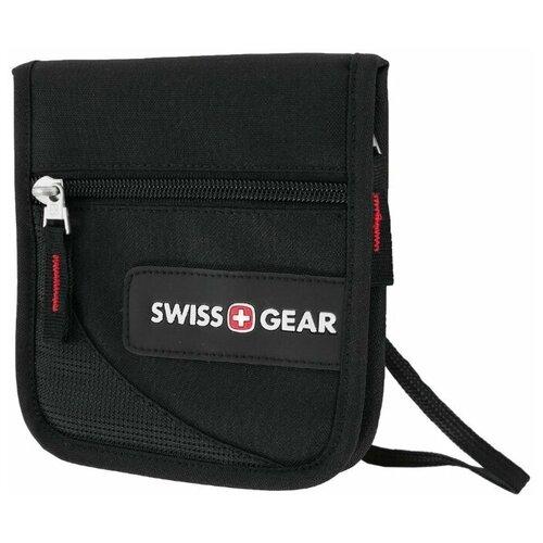 Нагрудный кошелек SWISSGEAR SA18312168 черный