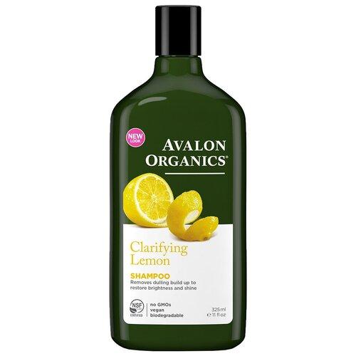 пальто avalon avalon mp002xw0dnxj Avalon Organics шампунь Lemon Clarifying, 325 мл
