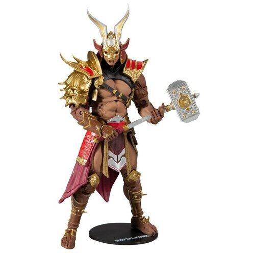 Фигурка McFarlane Toys Шао Кан Мортал Комбат (Mortal Kombat Shao Kahn Action Figure)