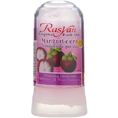 RASYAN дезодорант, кристалл (минерал), Mangosteens, 80 г