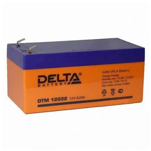 Аккумуляторная батарея DELTA Battery DTM 12032 3.2 А·ч