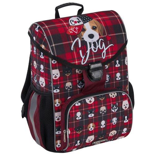 Купить Ученический ранец ErichKrause ErgoLine 15L Cute Dog, Рюкзаки, ранцы