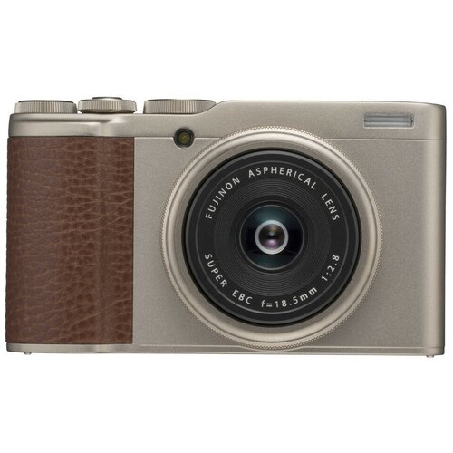 Фото - Фотоаппарат Fujifilm XF10 champagne gold телефон сотовый fly slimline champagne 5 45