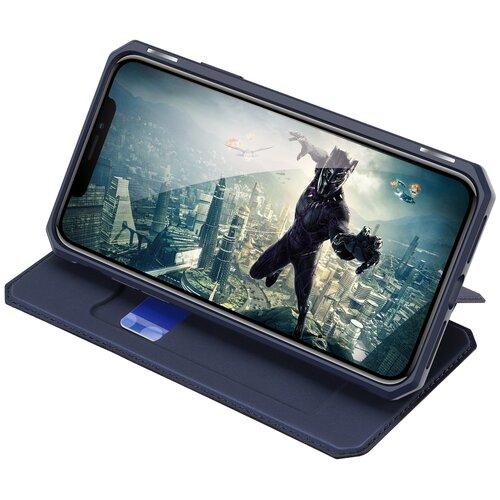 Чехол книжка Dux Ducis для Samsung Galaxy A52 4G / A52 5G, Skin X, синий