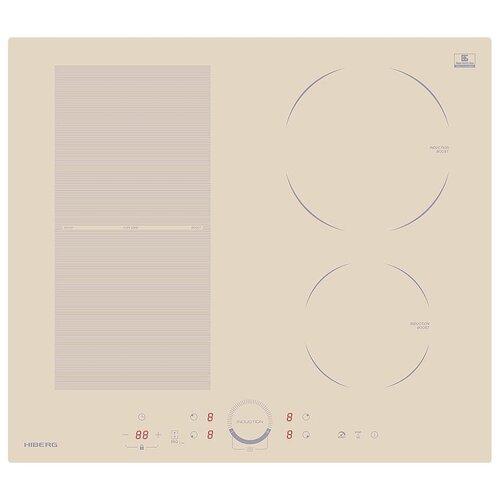 Индукционная варочная панель HIBERG I-MS 6049 Y