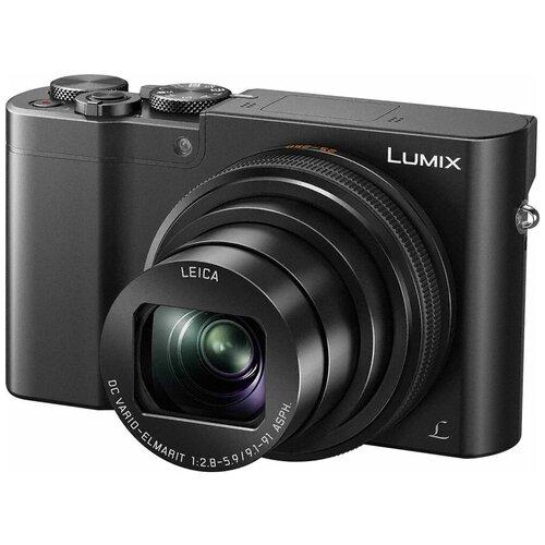 Фото - Фотоаппарат Panasonic Lumix DMC-ZS100/TZ100 черный фотоаппарат lumicam dk02 черный