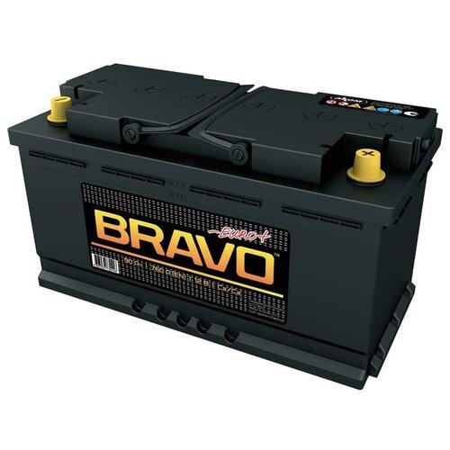 Автомобильный аккумулятор Аком Bravo 90Е