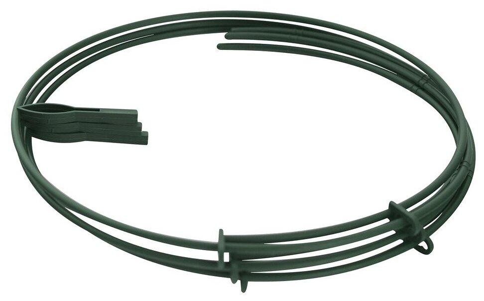 Купить Кольца Мультидом J83-58, 3 шт. зеленый по низкой цене с доставкой из Яндекс.Маркета