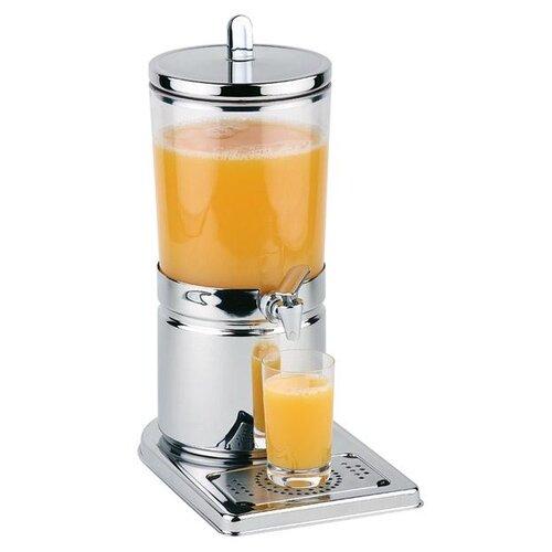 Диспенсер для розлива напитков APS Top fresh 4 л серебристый недорого