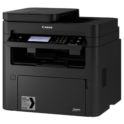 МФУ Canon i-SENSYS MF267dw (2925C064), черный
