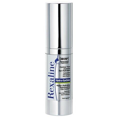 крем Rexaline Hydra-EyeZone, 15 мл rexaline 3d hydra dose hyper hydrating rejuvenating cream