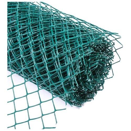 Сетка садовая 1,5 х 20 м ячейка ромб 40 х 40 мм зеленая 5114615 брусок сухой строганный хвоя 40 х 40 х 2000 мм
