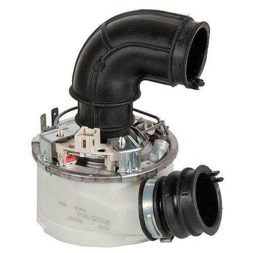 Нагревательный элемент (ТЭН) с уплотнителем для посудомоечной машины Ariston (Аристон), Indesit (Индезит), Hotpoint-Ariston (Хотпойнт-Аристон)