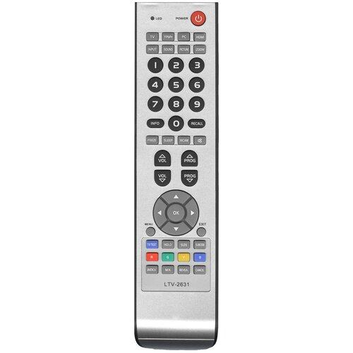 Фото - Пульт Huayu LTV-2231/SUPRA STV-LC1995WL для телевизора Elenberg пульт huayu stv lc32lt0095w для телевизора supra
