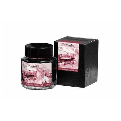 Чернила для перьевой ручки Pierre Cardin City Fantasy PC332-S (1 шт.) розовый