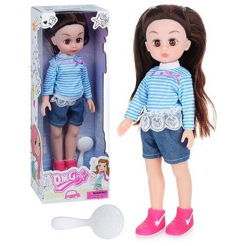 Фото - Кукла Oubaoloon в коробке, 34 см (36002B) кукла oubaoloon martina 14 см 601 c