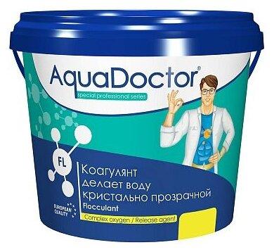Гранулы для бассейна AquaDOCTOR FL — купить по выгодной цене на Яндекс.Маркете