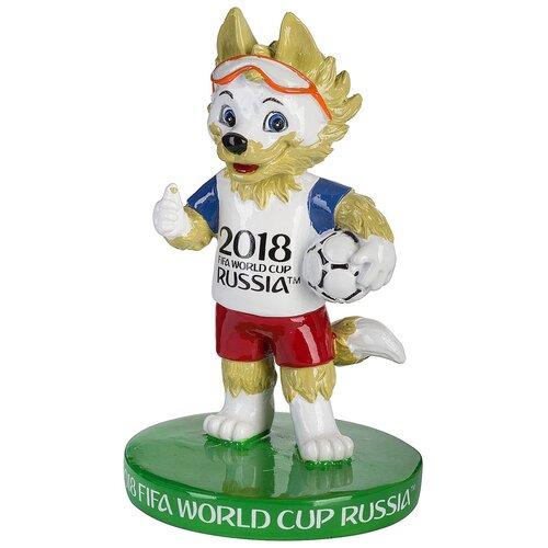 Статуэтка 2018 FIFA World Cup Russia Забивака Класс, 8,5 см разноцветный