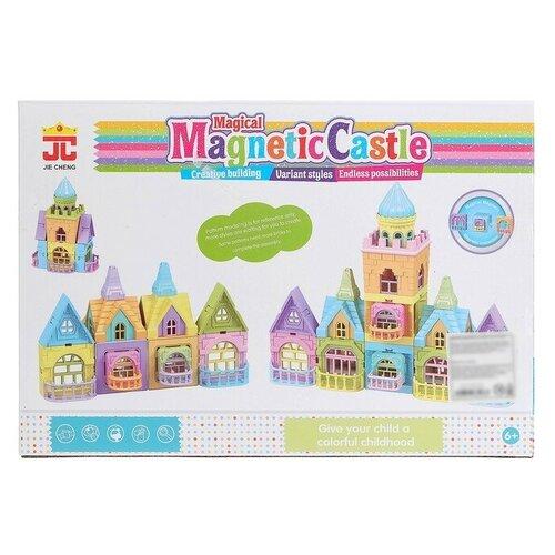 Конструктор JIE CHENG Magical Magnetic Castle AQ-742