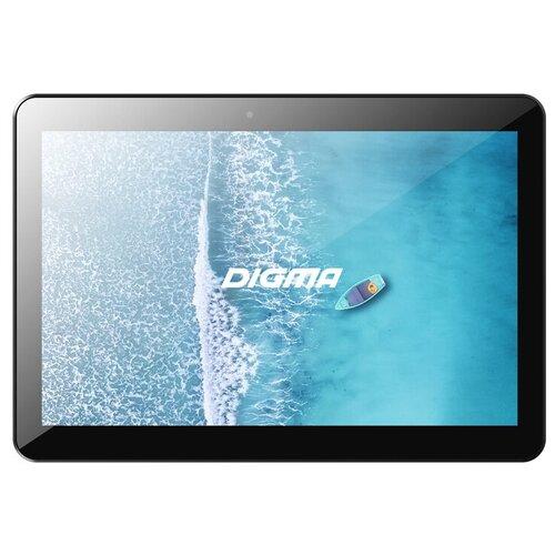 Планшет DIGMA Plane 1596 3G (2019), черный