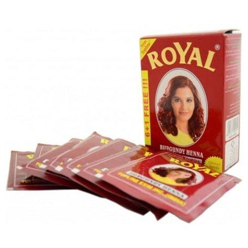 Купить Royal Хна для бровей, 10 г burgundy 7 шт.