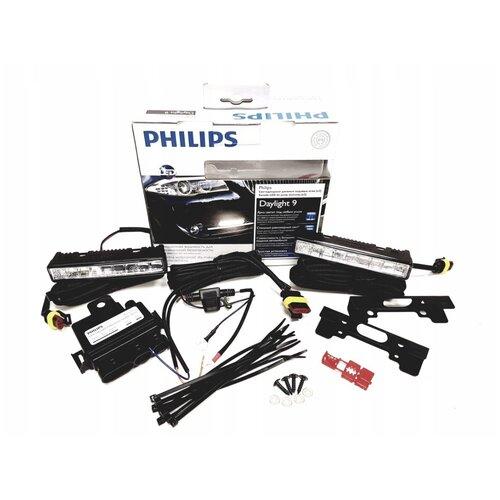 Дневные ходовые огни Philips DayLight 9 (12831WLEDX1), 2 шт.