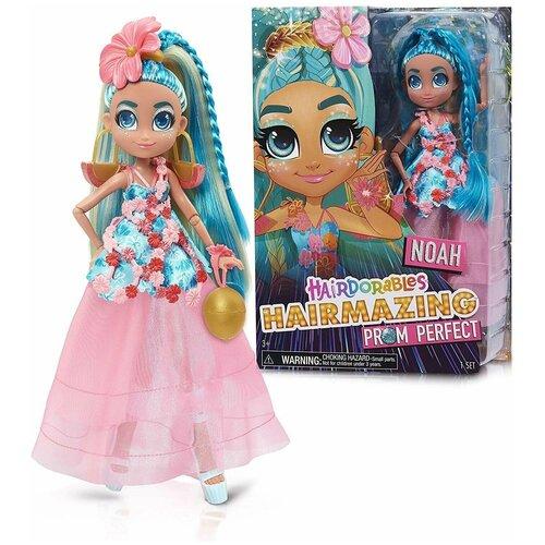 Кукла Hairdorables Ноа Hairmazing Prom Perfect Noah