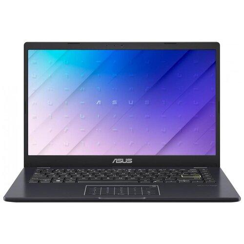 "Ноутбук ASUS L410MA-EB256T (Intel Celeron N4020 1100MHz/14""/1920x1080/4GB/128GB eMMC/Intel UHD Graphics 600/Windows 10 Home) 90NB0Q11-M18510 синий"