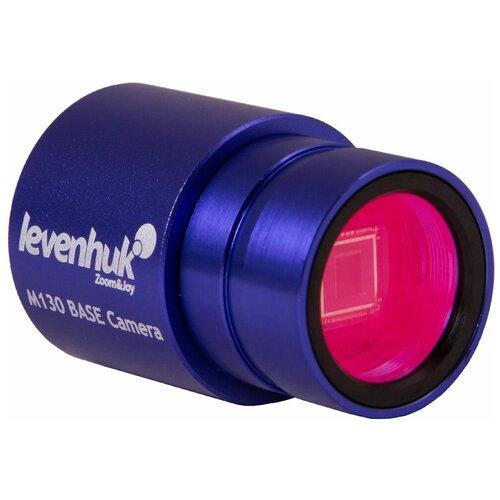Фото - Камера цифровая LEVENHUK M130 BASE 70353 синий камера цифровая levenhuk t300 plus 70361