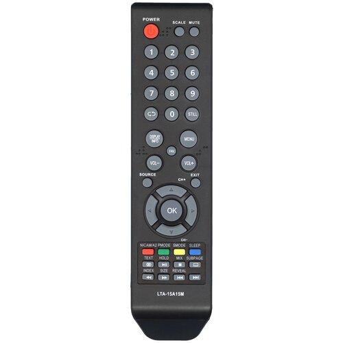 Фото - Пульт Huayu LTA-15A15M (LE-19A08G) ic для телевизора Akai пульт huayu lea 19v07p для телевизора akai