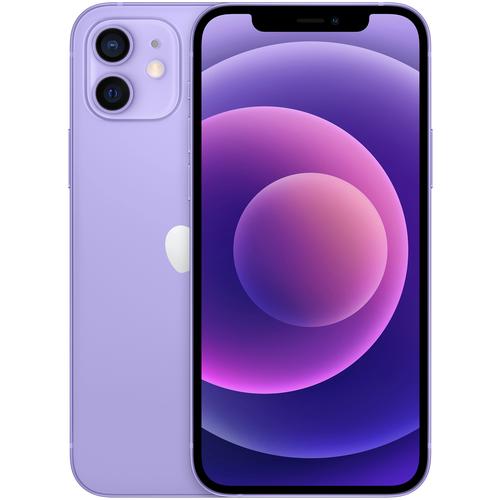 Смартфон Apple iPhone 12 64GB фиолетовый