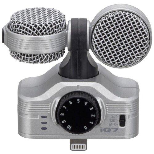 Zoom IQ7 iOS-совместимый стерео-микрофон Mid-Side