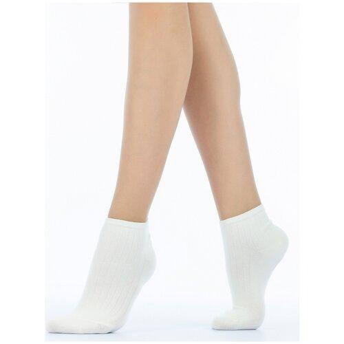 Носки Giulia WS2 NUDE 001 размер 36-38, ecru (Льняной)