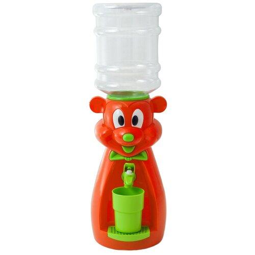 Кулер Vatten Kids Mouse со стаканчиком Orange 4914 кулер для воды vatten kids kitty red со стаканчиком